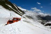 DFB Schneeräumung 2013