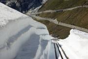 DFB Schneeräumung 2014