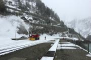 DFB Schneeräumung 2015