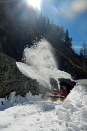 DFB Schneeräumung 2016