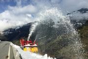 Schneeräumung 2017