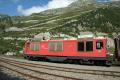 HGm 4/4 61 der MGB in Gletsch