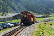 Löschzug mit Tmh 985 in Oberwald