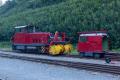"""""""Dampfbahn-Jubiläumsfest in Getsch 22./23.8.2020 """"; HGm 2/2 51, mit Schneefräse, und Xmh 4961"""