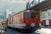 Deh 4/4 II 93 in Brig. 1983