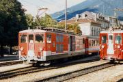 Deh 4/4 II 92 in Brig. 1983