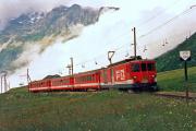 Deh 4/4 II vor Nätschen. 1988
