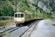 Ligne de Cerdagne - Petit train jaune - Tren groc