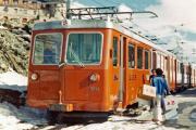 Gornergratbahn GGB, 1981