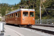 Gornergratbahn GGB, 1983