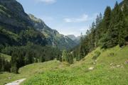 Aufstieg zur Glärnischhütte SAC | Chäseren (1270 m)