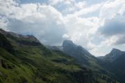 Aufstieg zur Glärnischhütte SAC | Bös Fulen (m) und Pfannenstock