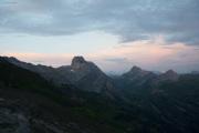 Aufstieg zum Vrenelisgärtli | Bös Fulen, Pfannenstock