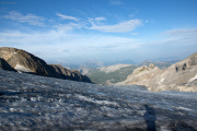 Aufstieg zum Vrenelisgärtli | Glärnischfirn