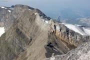 Vrenelisgärtli (2904m) | Schwandergrat mit Klettersteige vom/zum Vorgipfel, Bächistock