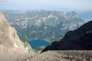 Abstieg | Schwandergrat, Klöntalersee
