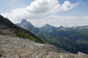 Abstieg | oberhalb der Glärnischhütte SAC, Bös Fulen
