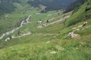 Abstieg | unterhalb der Glärnischhütte SAC