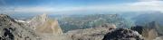 Vrenelisgärtli (2904m)  - Panorama (W - N - O)