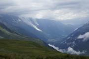 Aufstieg zur Ref. Albert 1er ob Argentière/Le Tour | Chamonix mit dem Glacier des Bossons