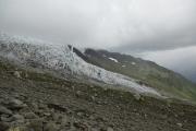 Aufstieg zur Ref. Albert 1er ob Argentière/Le Tour |  Glacier du Tour