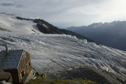 Ref. Albert 1er CAF (2702müM)  |  Glacier du Tour