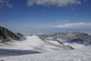 Ref. Albert 1er --> Cab. du Trient. Glacier du Tour