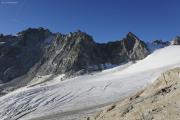 Cab du Trient --> Champex |  Glacier d'Orny; Le Portalet