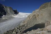 Cab du Trient --> Champex |  Cab. d'Orny; Col und Glacier d'Orny