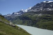 Mauvoisin --> Cab. Chanrion |  Lac de Mauvoisin; Grand Combin, Tournelon Blanc