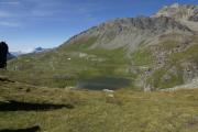 Mauvoisin --> Cab. Chanrion |  Col de Tsofeiret (2628müM). Lac de Tsofeiret