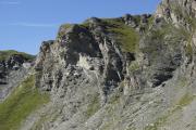 Mauvoisin --> Cab. Chanrion |  Weg unterhalb des Col de Tsofeiret