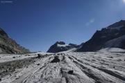 Chanrion --> Cab. des Vignettes |  Glacier d'Otemma. Petit M. Collon
