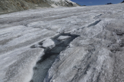 Chanrion --> Cab. des Vignettes |  Glacier d'Otemma