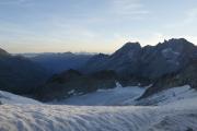 Cab. des Vignettes |  Glacier de Pièce. Berner Alpen