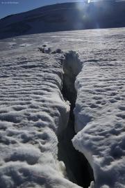 Cab. de Bertol --> Schönbielhütte |  Glacier du Mont Miné