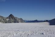 Cab. de Bertol --> Schönbielhütte |  Glacier du Mont Miné. Blanche de Perroc, Wildstrubel
