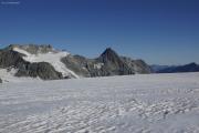 Cab. de Bertol --> Schönbielhütte |  Glacier du Mont Miné. Aig. de la Tsa, Blanche de Perroc