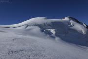 Cab. de Bertol --> Schönbielhütte |  Glacier du Mont Miné. Aufstieg zum Tête Blanche. Tête de Chavannes