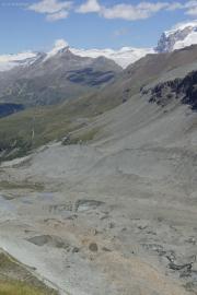 Schönbielhütte SAC (2694müM)    Zmuttgletscher