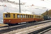 Jungfraubahn JB, 1985
