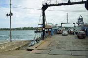 Mombasa. Fähre nach Likoni
