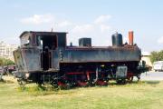 Dampflok Z 7538 am Hafen von Iraklion