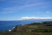 Bucht von Kahului, Kahekili Hwy, Haleakala,