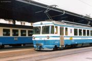 Montreux–Berner Oberland-Bahn MOB. Montreux, 1982