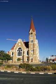 Christuskirche. Windhoek
