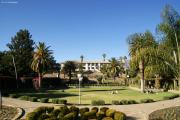 Tintenpalast (Parlamentsgebäude). Windhoek