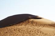 Sanddüne in der Namib beim Sossusvlei