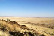 Ausläufer der Namib bei der Rostock Ritz Desert Lodge
