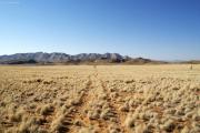 Landschaft mit den Witbergen bei der Rostock Ritz Desert Lodge